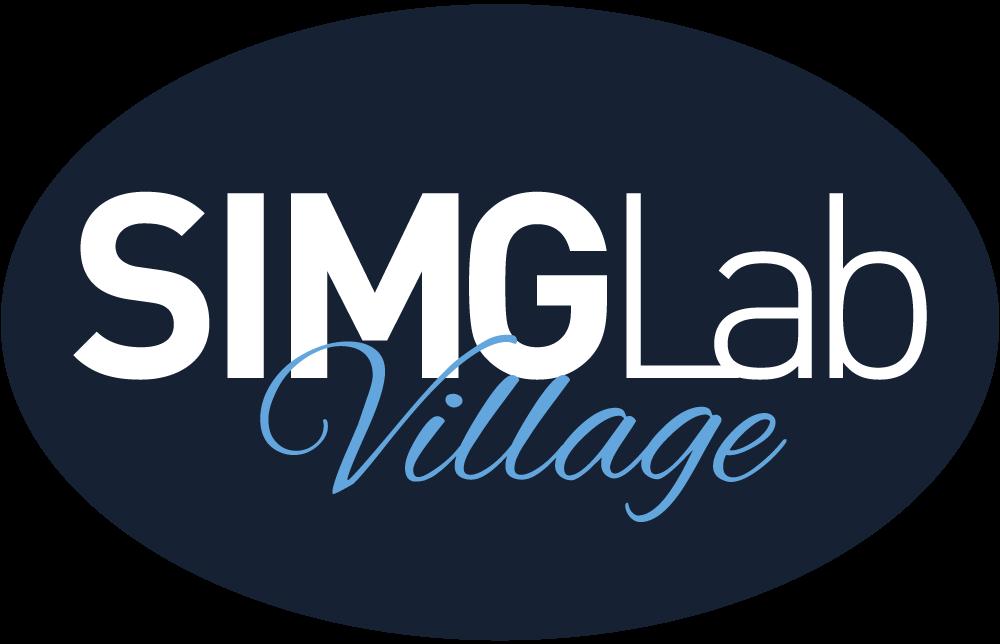SIMGLAB Village logo
