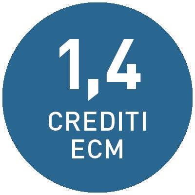 1,4 crediti ecm